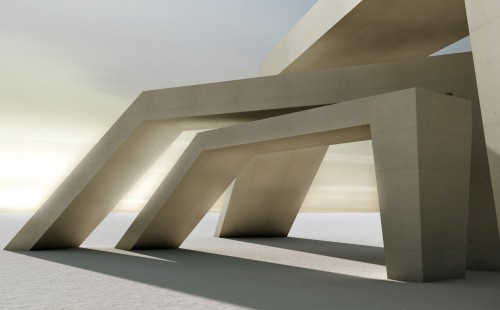 3D Architectural Art Rendering