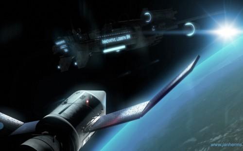 3D Space Rendering